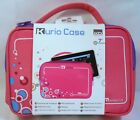 "Tablet Case 7"" Travel Carry Storage Pockets Kurio Bag with Handle Cover 2 Colors"