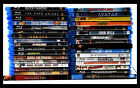(Lot of 32) Assorted Bluray Movies Collection John Wick (0248)