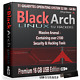 BLACKARCH LIVE 32GB USB - PRO HACKING OPERATING SYSTEM - 2500+ TOOLS HACK ANY PC
