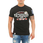 Geographical Norway Jarbone T-Shirt Men's Shirt Summer Cotton New S-3XL