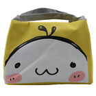 Cartoon Lunch Bag Insulated Cooler Picnic Storage Box For Work Or Kids School WE