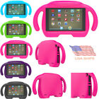 For Amazon Fire 7 inch Tablet Kids Shockproof EVA Foam Protect Case Stand Cover $9.09 USD on eBay
