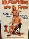 Butterflies Are Free DVD Like New Goldie Hawn Edward Albert