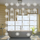 6pcs Paper Christmas Snowflake Hanging Garlands Ceiling Christmas Decoration