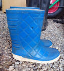 1988. Soviet Rusian Rubber Boots. Vintage Original USSR's Rubber Boots.