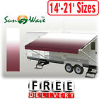 RV Camper Trailer Awning Replacement Shade Patio Protection Weather Resistant