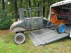 T coupe project roller a frame hot rod rat rod trog tall 32 heavy flathead s-10