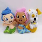 Nickelodeon BUBBLE GUPPIES GIL MOLLY & PUPPY & BRAND Plush Toy BirthDay Gift