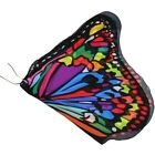 Kids Girl Fairy Butterfly Wings Shawl Cape Pixie Fancy Cloak Party Dance Costume