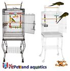 Liberta Gama Bird Cage/Small Parrot Black or White