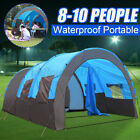 10 Person Big Camping Tent Outdoor Family Camping Hiking Instant Cabin Shelter günstig