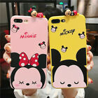 Cute 3D Cartoon Animals Soft TPU Silicone Case Cover For iPhone XsMax 6 7 8 Plus
