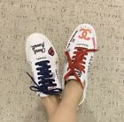 100%Authentic Chanel Pharrell Capsule Collection Sneakers Canvas ss19 Wmns EU38