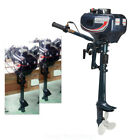 3.5/3.6/4/6/6.5/7HP 2/4-Stroke Outboard Motor Fishing Inflatable Boat Engine UPS
