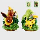 Pokemon Go Pikachu/Eevee Figure Pocket Monster Figurine Collection Toy In Box