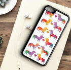 Phone Case Dachshund Sausage Dog Water Colour Back Protective Cover For Iphone
