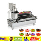 Auto Donut Maker Making Machine Free Stainless Steel 3 Optional Mold 3DATS SHIP