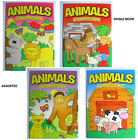 Alligator Colouring and Sticker Books - More Options to Choose - FREE DELIVERY