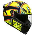 AGV K1 Full Face Motorcycle Helmet - Soleluna 2015 -  CHOOSE SIZE