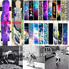 "47""X10"" Waterproof Skateboard Longboard Grip Tape Sticker Diamond Sheet Griptape image"