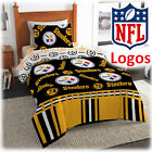 Bed In Bag Bedding Set Sheet Comforter Pillowcase Twin Full Queen NFL Logo $109.99 USD on eBay
