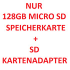 128GB MICROSD SPEICHERKARTE SD KARTENADAPTER CARD READER UNIVERSAL HANDY TABLET