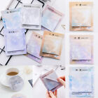 Cute Memo Pad Stationery Notebook Sticky Notes Bookmark Planner Sticker Creative