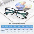 Cyxus Classic Reading Glasses with Blue Light Blocking, Anti Eyestrain 1.0 2.0