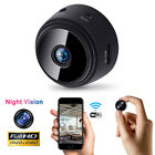 1080P HD Mini Spy IP WIFI Camera Wireless Hidden Home Security Night Vision
