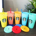 Kyпить Starbucks Reusable COLOR CHANGING Cold Cups SUMMER 2019 (SINGLE CUP) ONE CUP на еВаy.соm