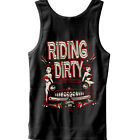 Riding Dirty Tank Top by Cartel Ink