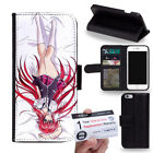 PIN-1 Anime High School DxD Phone Wallet Flip Case Cover for Oppo