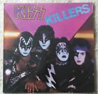 KISS killers Lp colombia press colombia  Frehley,Mötley Crüe. Revenge. Hot in th