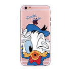 New Disney Cartoon Soft TPU Rubber Phone Shell Case Back Cover For Phone 6G 6S