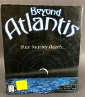 Beyond Atlantis YOUR JOUNEY AWAITS PC  ORIGINAL BIG BOX - SEALED, NEW