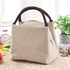 Waterproof Portable Insulated Thermal Cooler Lunch Box Storage Bag Case We