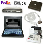 New Portable Laptop Machine Digital Ultrasound Scanner, Optional 4 Probes,CE FDA