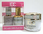 DND DC 3in1 Gel Polish Dipping Powder PICK YOUR COLOR Gel Dip Powder 3pc