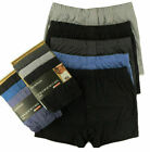 6 Pairs Men Plain Boxer Underwear Classic Cotton Rich Boxers Shorts S - 6XL <br/> HIGH QUALITY LOW PRICE WITH FREE POSTAGE