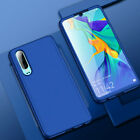 360°Full Protect Tempered Glass+PC For OPPO R17 R15 Pro R11 R9 R7Plus Case Cover