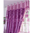 Kyпить Luxury Jacquard Window Curtains Tulle Panel Sheer Voile Home Bedroom Living Room на еВаy.соm