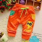 Infant Baby Boys Clothes Cotton Clothing Pants Kids Toddler Boy Shorts Trousers