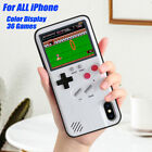 iPhone XS Max XR X 6 7 8 Plus GameBoy TPU Case Cover 36 HD Gaming