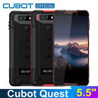 """5.5"""" Cubot Quest Rugged Phone Waterproof Android 9.0 Octa Core 4gb+64gb 4000mah"""
