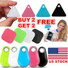 BLUETOOTH WIRELESS ANTI LOST TRACKER ALARM KEY CHILD PET FINDER GPS Locator US