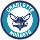 Charlotte Hornets Circle Logo Vinyl Decal / Sticker 5 sizes!! on eBay