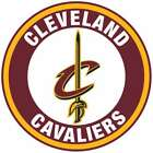 Cleveland Cavaliers C Sword Circle Logo Vinyl Decal / Sticker 5 sizes!!