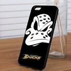 Anaheim Ducks Logo New Samsung S7 S8 S9 L46 iPhone 6 7 8 SE X case $10.99 USD on eBay