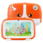 """7"""" WiFi Kids Tablet PC Android 6.0 1G+8GB 2*Camera USB Phablet Bundle Color Case"""