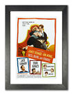 Bell Book And Candle American Technicolor Romantic Comedy Vintage Film Poster